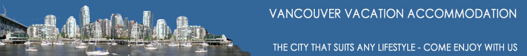 Vancouver Vacation Accommodation